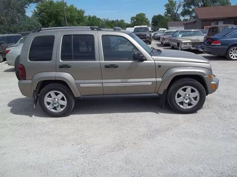 2005 Jeep Liberty for sale in Onawa, IA