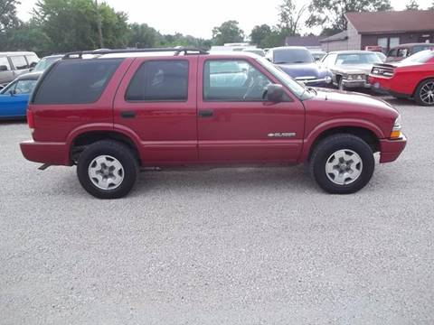 2004 Chevrolet Blazer for sale in Onawa, IA