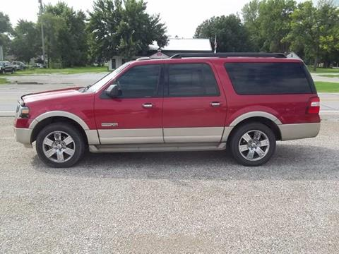 2007 Ford Expedition EL for sale at BRETT SPAULDING SALES in Onawa IA