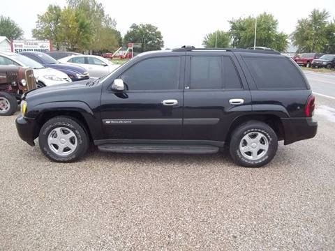 2004 Chevrolet TrailBlazer for sale in Onawa, IA