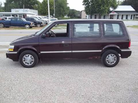 1992 Plymouth Voyager for sale in Onawa, IA