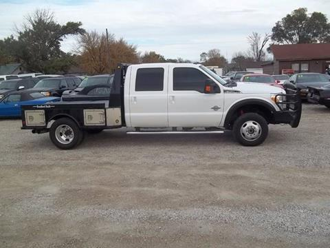 2013 Ford F-350 Super Duty for sale at BRETT SPAULDING SALES in Onawa IA