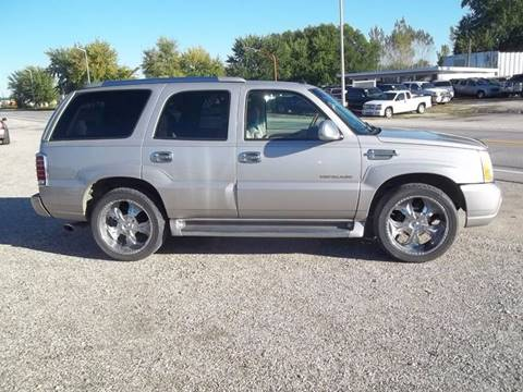 2004 Cadillac Escalade for sale in Onawa, IA