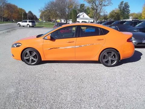 2014 Dodge Dart for sale at BRETT SPAULDING SALES in Onawa IA