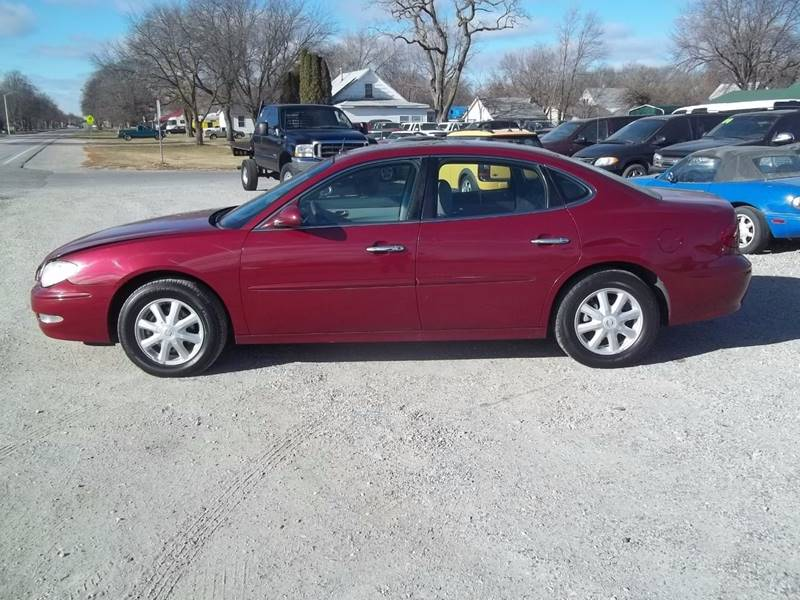 2005 buick lacrosse cxl 4dr sedan in onawa ia brett. Black Bedroom Furniture Sets. Home Design Ideas