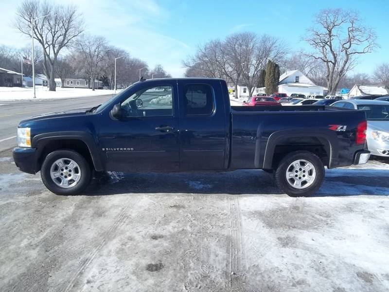 2008 chevrolet silverado 1500 4wd lt1 4dr extended cab 6 5 ft sb in onawa ia brett spaulding. Black Bedroom Furniture Sets. Home Design Ideas