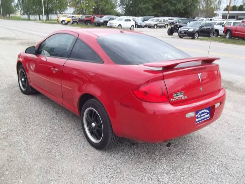 2008 Pontiac G5 2dr Coupe In Onawa Ia Brett Spaulding Sales