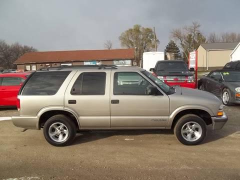1999 Chevrolet Blazer for sale in Onawa, IA