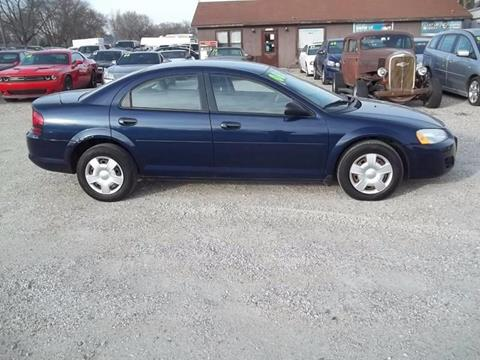 2006 Dodge Stratus for sale at BRETT SPAULDING SALES in Onawa IA