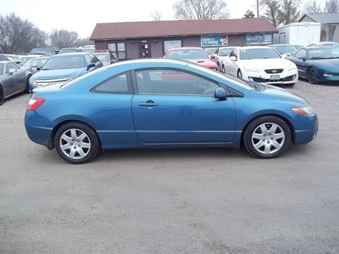 2006 Honda Civic for sale at BRETT SPAULDING SALES in Onawa IA