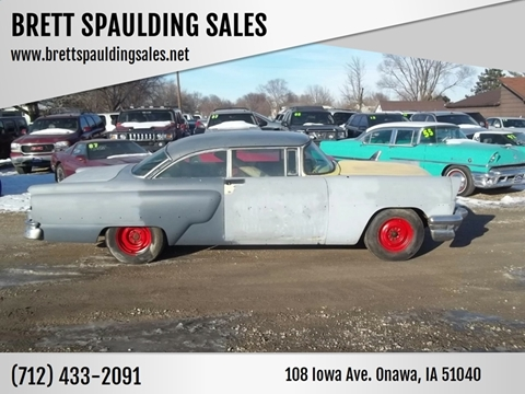 1955 Mercury Montclair for sale in Onawa, IA