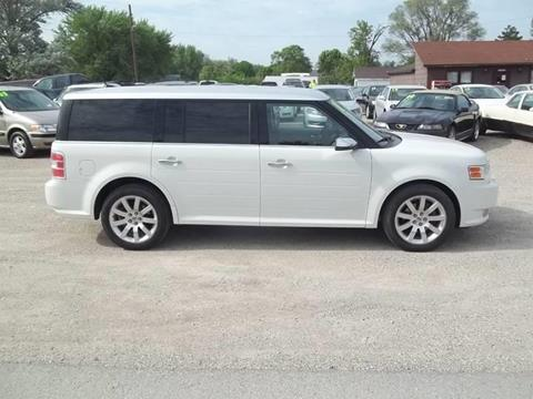2011 Ford Flex for sale at BRETT SPAULDING SALES in Onawa IA