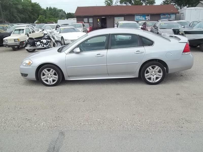 2010 Chevrolet Impala for sale at BRETT SPAULDING SALES in Onawa IA