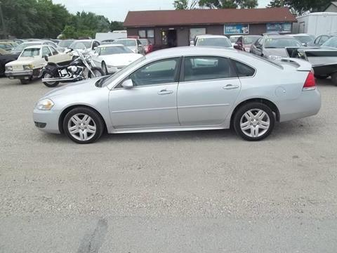 2010 Chevrolet Impala for sale at BRETT SPAULDING SALES in Onawa IA