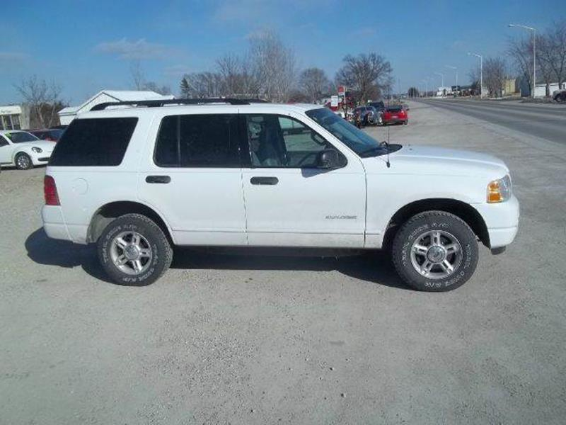 2004 Ford Explorer for sale at BRETT SPAULDING SALES in Onawa IA