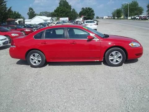 2013 Chevrolet Impala for sale at BRETT SPAULDING SALES in Onawa IA