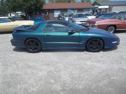 1995 Pontiac Firebird for sale in Onawa, IA