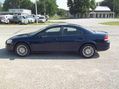 2005 Chrysler Sebring for sale at BRETT SPAULDING SALES in Onawa IA