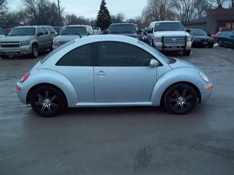 2006 Volkswagen New Beetle for sale at BRETT SPAULDING SALES in Onawa IA