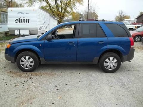 2005 Saturn Vue for sale at BRETT SPAULDING SALES in Onawa IA
