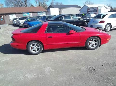 1997 Pontiac Firebird for sale in Onawa, IA