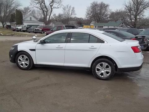2013 Ford Taurus for sale at BRETT SPAULDING SALES in Onawa IA