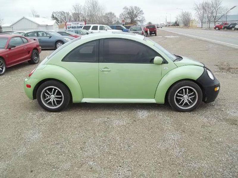 2001 Volkswagen New Beetle for sale at BRETT SPAULDING SALES in Onawa IA