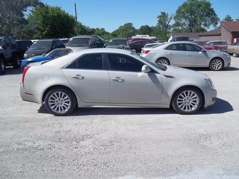 2010 Cadillac CTS for sale at BRETT SPAULDING SALES in Onawa IA
