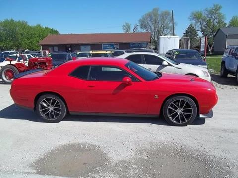 2016 Dodge Challenger for sale at BRETT SPAULDING SALES in Onawa IA