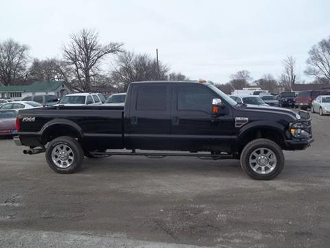2008 Ford F-350 Super Duty for sale at BRETT SPAULDING SALES in Onawa IA
