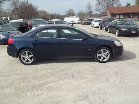 2008 Pontiac G6 for sale in Onawa, IA