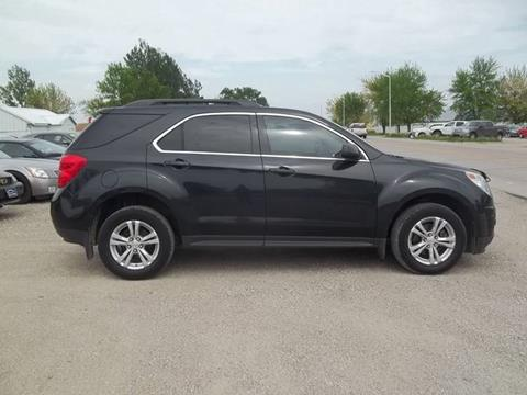 2011 Chevrolet Equinox for sale at BRETT SPAULDING SALES in Onawa IA