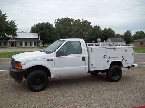 2001 Ford F-250 Super Duty for sale in Onawa, IA