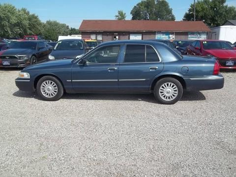2007 Mercury Grand Marquis for sale at BRETT SPAULDING SALES in Onawa IA