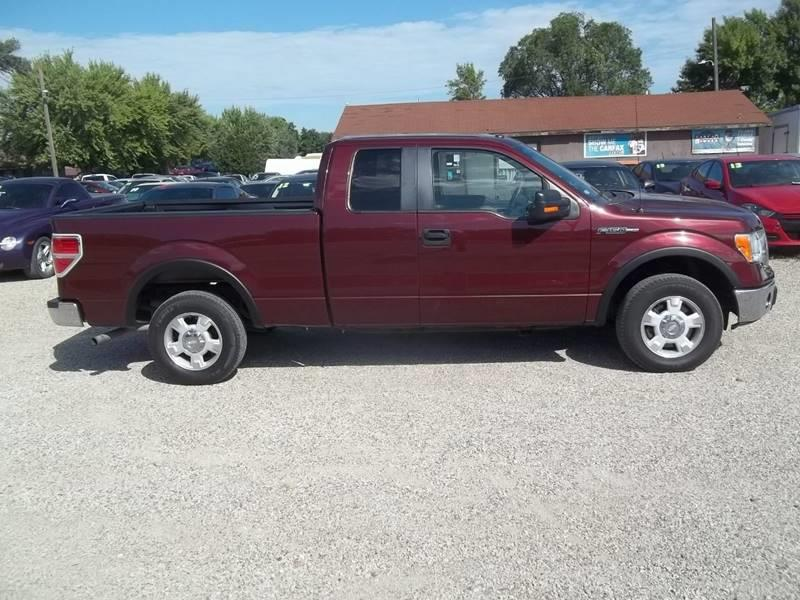 2010 Ford F-150 for sale at BRETT SPAULDING SALES in Onawa IA
