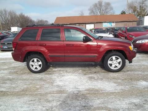 2007 Jeep Grand Cherokee for sale at BRETT SPAULDING SALES in Onawa IA
