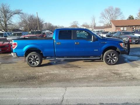 2013 Ford F-150 for sale at BRETT SPAULDING SALES in Onawa IA