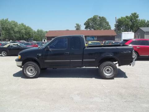 1998 Ford F-150 for sale at BRETT SPAULDING SALES in Onawa IA