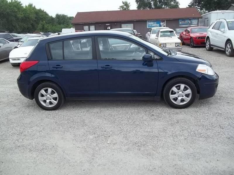 2007 Nissan Versa for sale at BRETT SPAULDING SALES in Onawa IA