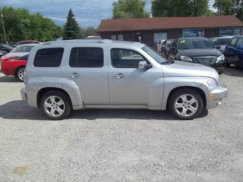 2006 Chevrolet HHR for sale at BRETT SPAULDING SALES in Onawa IA
