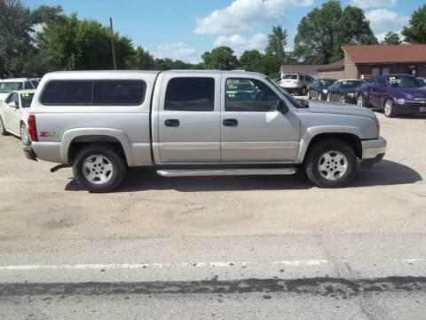 2006 Chevrolet Silverado 1500 for sale at BRETT SPAULDING SALES in Onawa IA