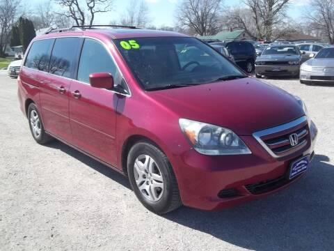 2005 Honda Odyssey for sale at BRETT SPAULDING SALES in Onawa IA