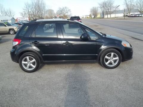 2009 Suzuki SX4 Crossover for sale at BRETT SPAULDING SALES in Onawa IA