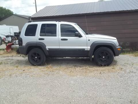2004 Jeep Liberty for sale at BRETT SPAULDING SALES in Onawa IA