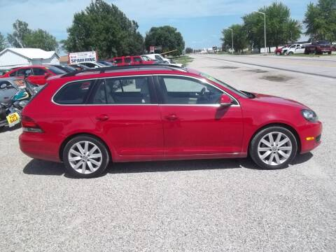 2010 Volkswagen Jetta for sale at BRETT SPAULDING SALES in Onawa IA