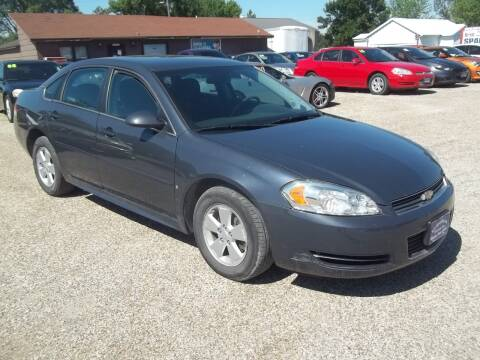 2009 Chevrolet Impala for sale at BRETT SPAULDING SALES in Onawa IA