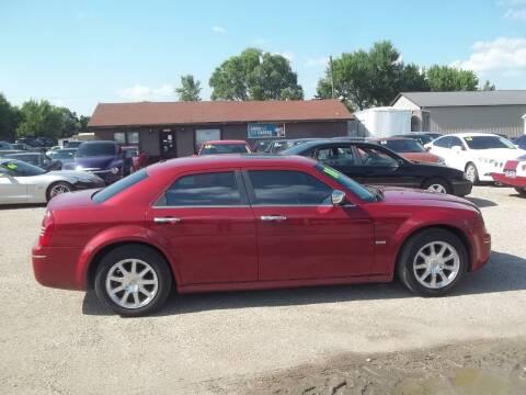 2010 Chrysler 300 for sale at BRETT SPAULDING SALES in Onawa IA