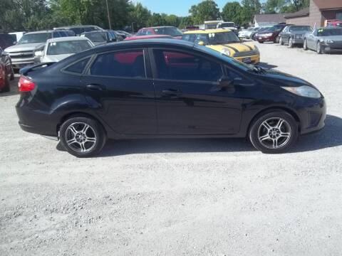 2011 Ford Fiesta for sale at BRETT SPAULDING SALES in Onawa IA