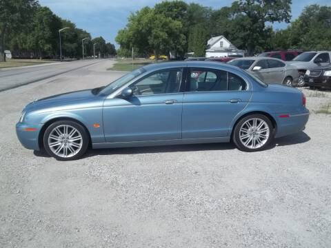 2006 Jaguar S-Type for sale at BRETT SPAULDING SALES in Onawa IA