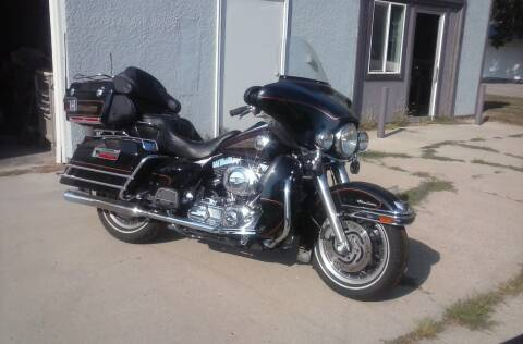 2000 Harley-Davidson FLHTCUI for sale at BRETT SPAULDING SALES in Onawa IA